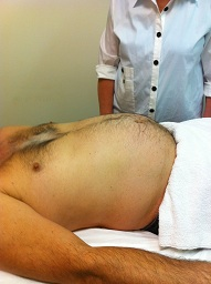 Visceral Osteopathy - Before Appointment